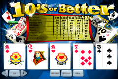 s or better playtech video poker