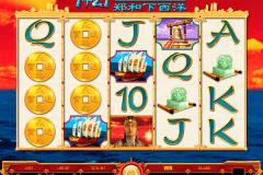 voyages of zheng he igt pokie