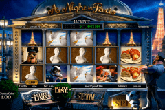 a night in paris betsoft pokie