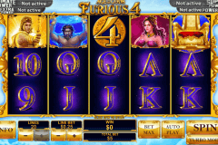 age of the gods furious  playtech pokie