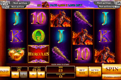 age of the gods prince of olympus playtech pokie