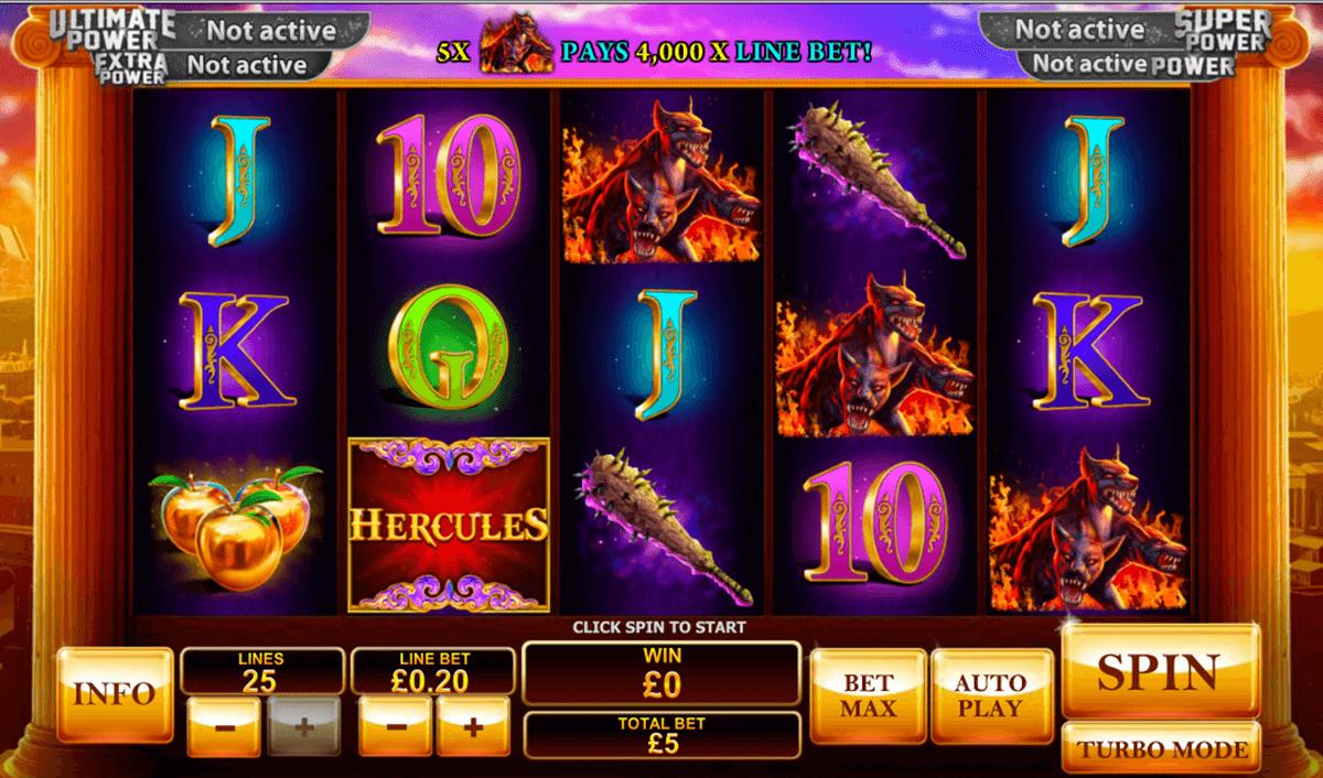 age of the gods casino