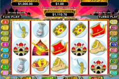 aladdins wishes rtg pokie