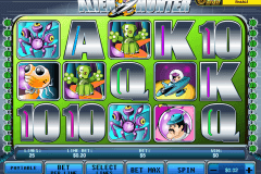 alien hunter playtech pokie