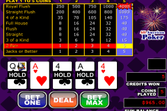 all american video poker rtg video poker
