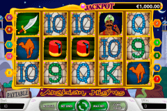 arabian nights netent pokie
