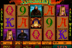 archer playtech pokie