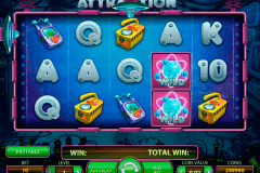 attraction netent pokie
