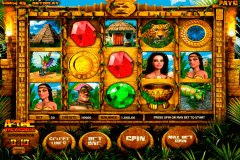 aztec treasures betsoft pokie