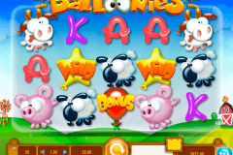 balloonies farm igt pokie