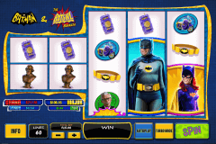 batman the batgirl bonanza playtech pokie