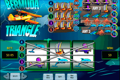 bermuda triangle playtech pokie