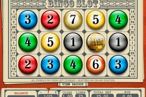 bingo slot pragmatic pokie