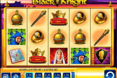 black knight wms pokie