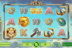 bob the epic viking quest netent pokie
