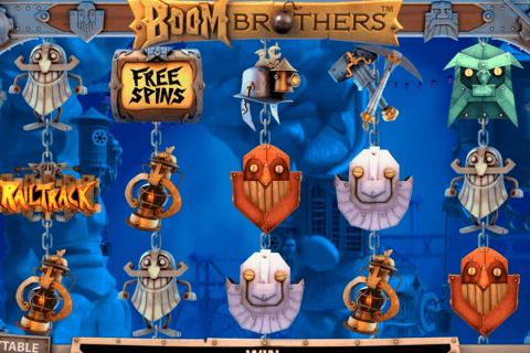 boom brothers netent pokie