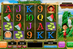 bounty of the beanstalk playtech pokie