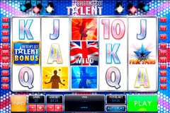 britains got talent playtech pokie