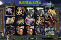 bubble bubble  rtg pokie