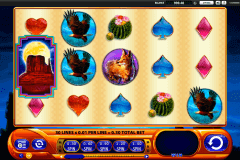 buffalo spirit wms pokie