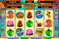 builder beaver rtg pokie