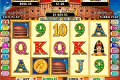 caesars empire rtg pokie