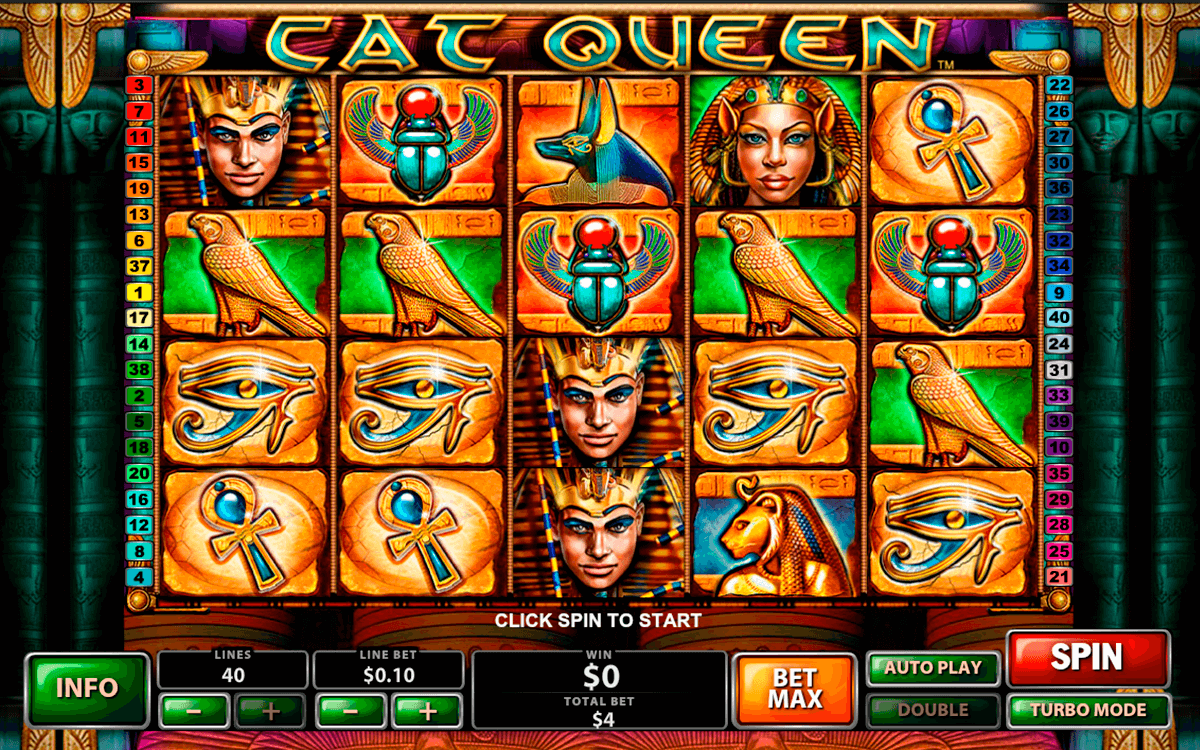 Free Online Slots Cats