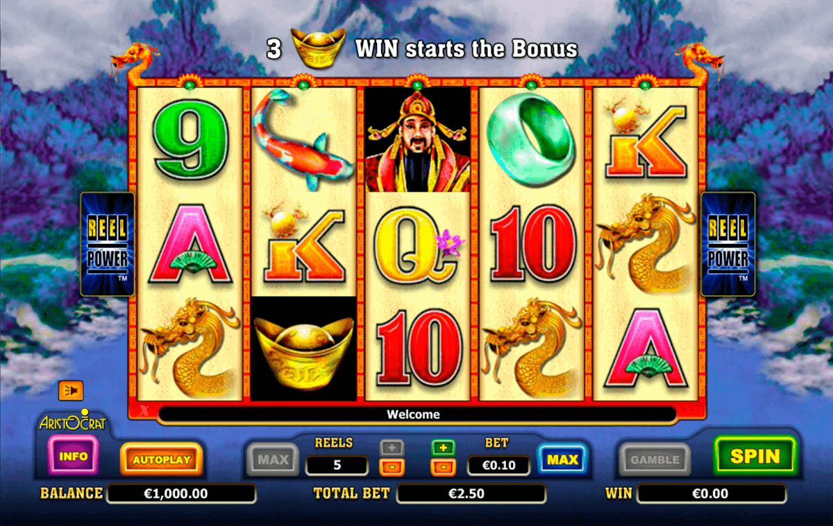 Oriental Fun with the No Download Choy Sun Doa Slots