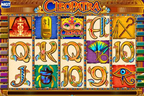 cleopatra igt pokie