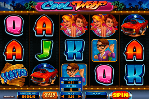 cool wolf microgaming pokie