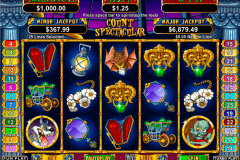 count spectacular rtg pokie