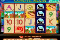 coyote moon igt pokie