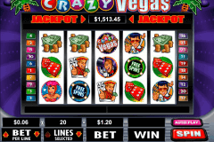 crazy vegas rtg pokie