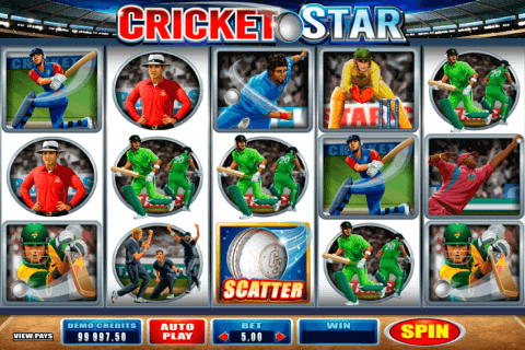 cricket star microgaming pokie