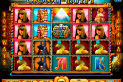 crown of egypt igt pokie