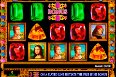 da vinci diamonds igt pokie