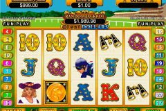 derby dollars rtg pokie