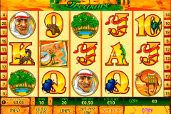desert treasure ii playtech pokie