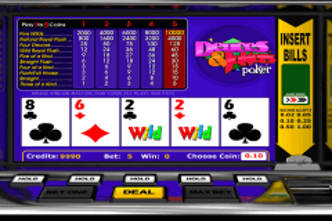 deuces jokers poker betsoft video poker