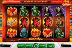 devils delight netent pokie