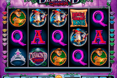 diamond queen igt pokie