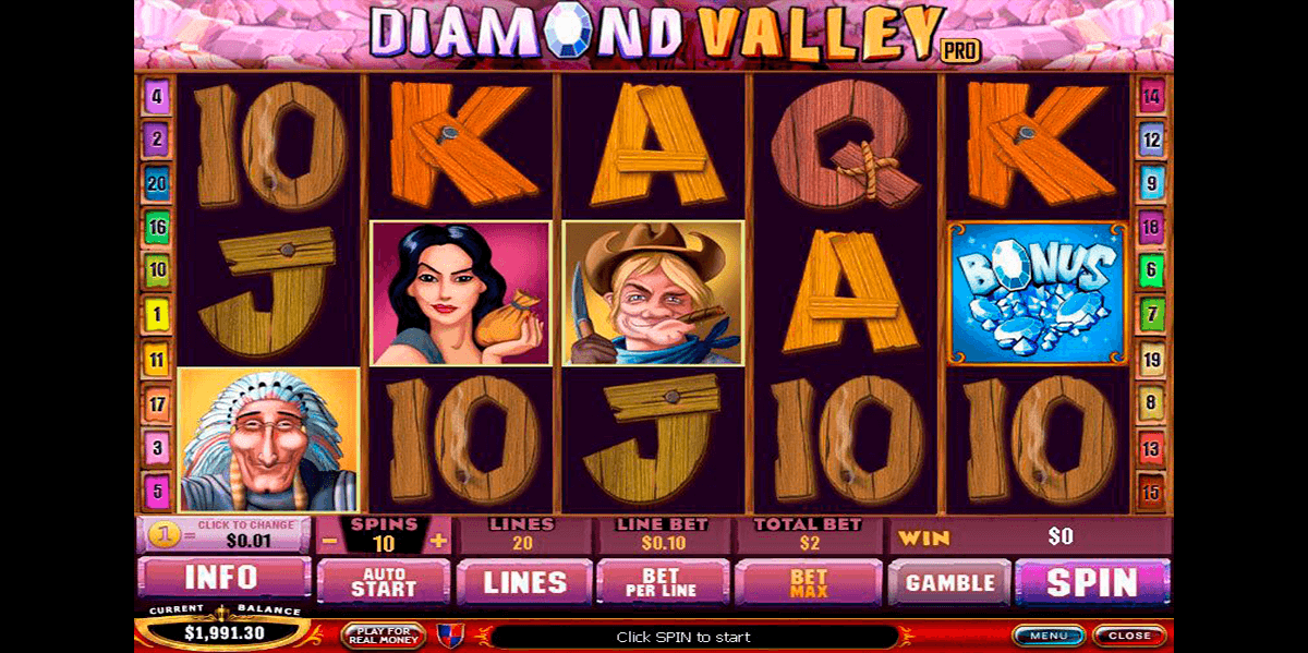 Diamond Valley Online