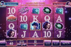 dirty dancing playtech pokie