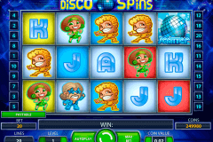 disco spins netent pokie