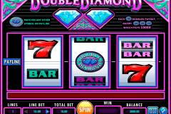 double diamond igt pokie