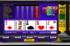 double joker poker betsoft video poker