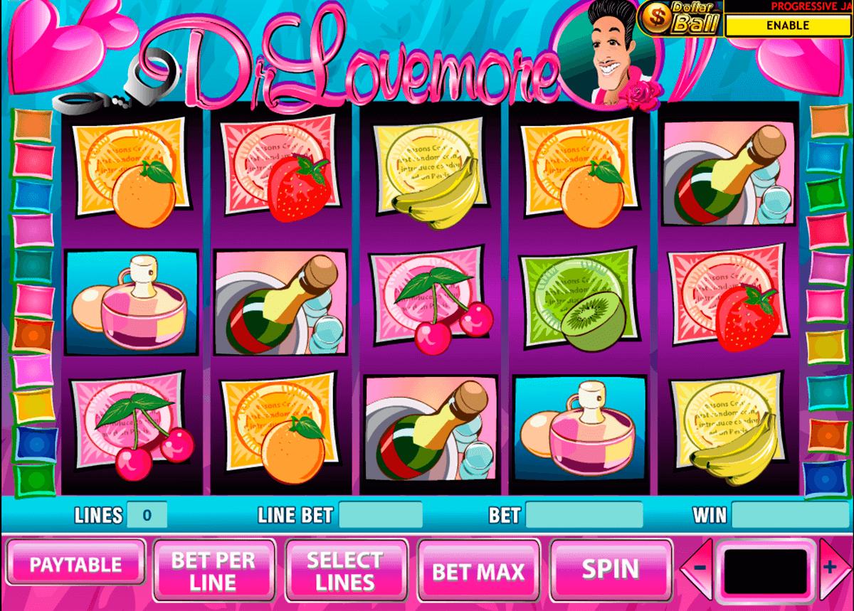 dr lovemore playtech pokie