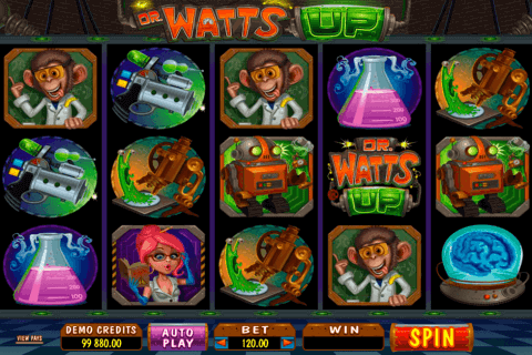 dr watts up microgaming pokie