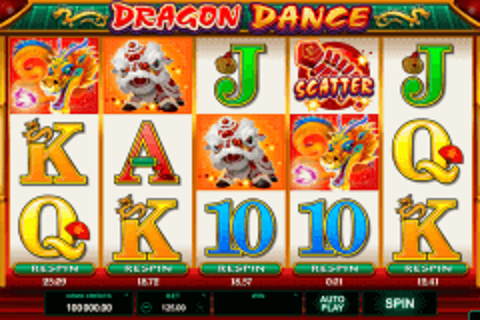 dragon dance microgaming pokie