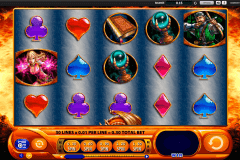 dragons inferno wms pokie